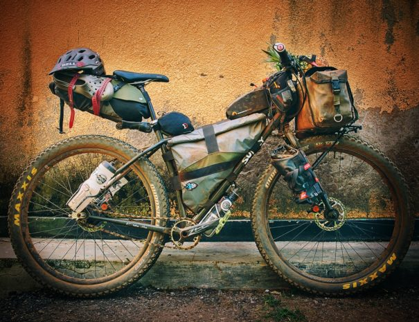 Bikepacking Survival Training